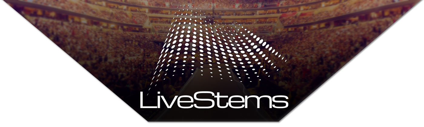 Live Stems - Track Playback Systems